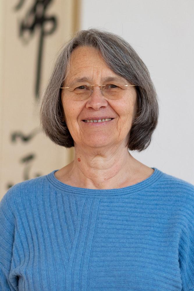 Elisabeth Senft-Wenny Zendo Nürnberg