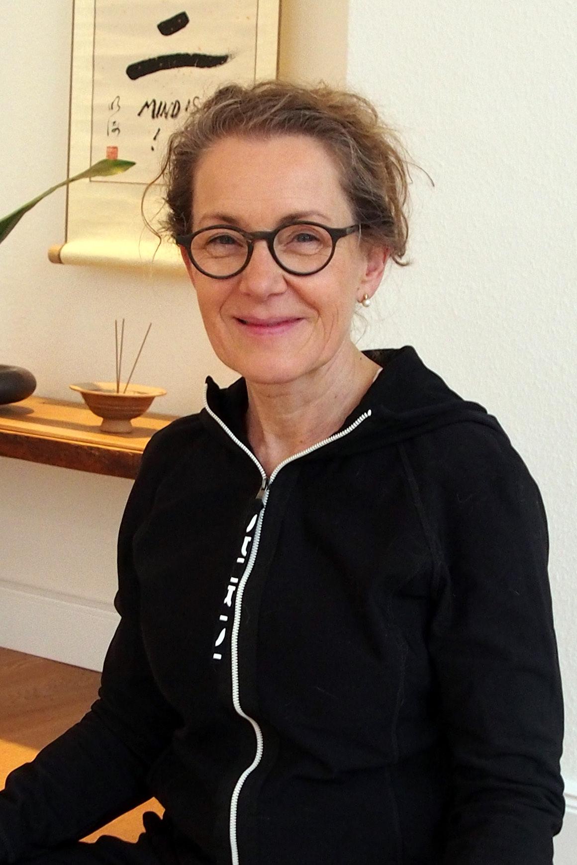 Sabine Böller Zertifizierte MBSR MBCL-Lehrerin