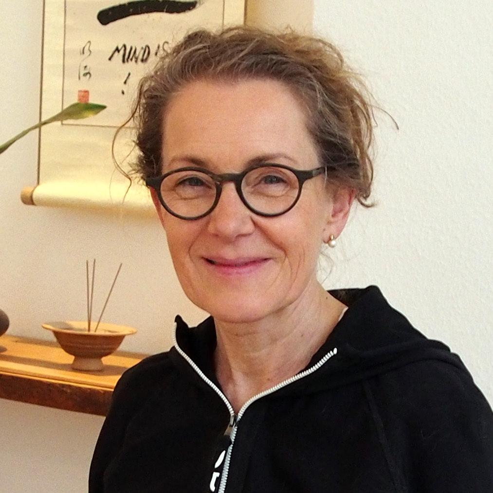 Sabine Boeller Achtsamkeits nd MBSR Lehrerin