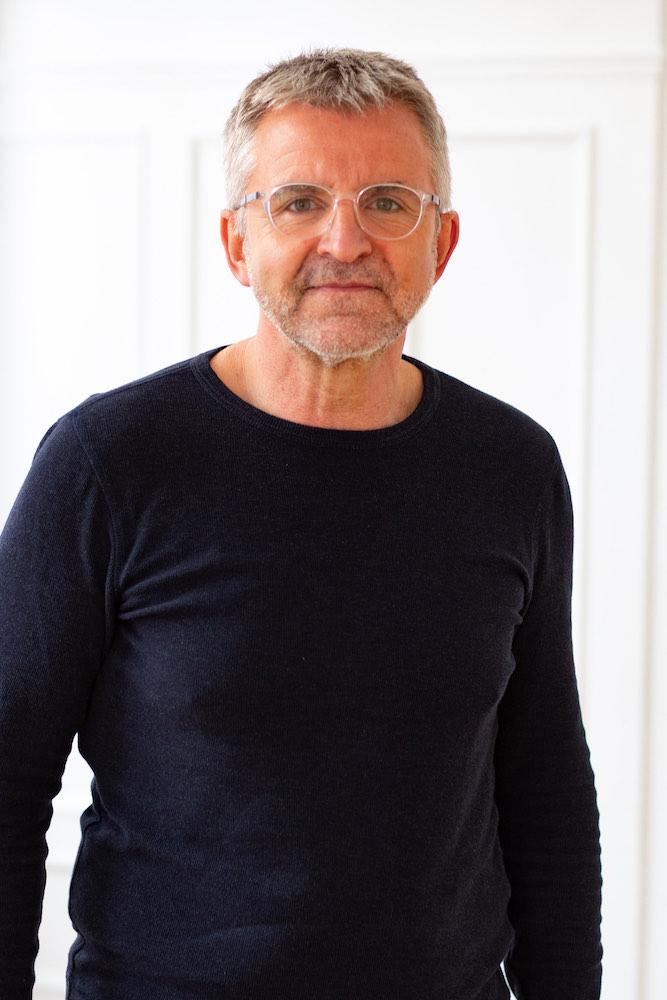 Zenlehrer Achim Kollross Zendo Nürnberg
